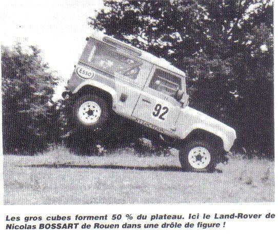 14ème Dunes et Marais 1991 Lastsc23