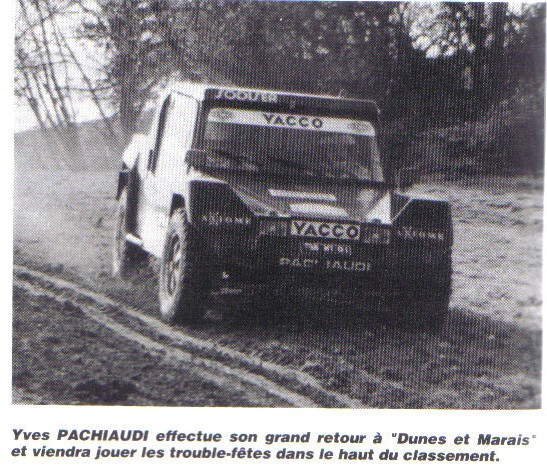 14ème Dunes et Marais 1991 Lastsc25