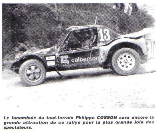 14ème Dunes et Marais 1991 Lastsc27
