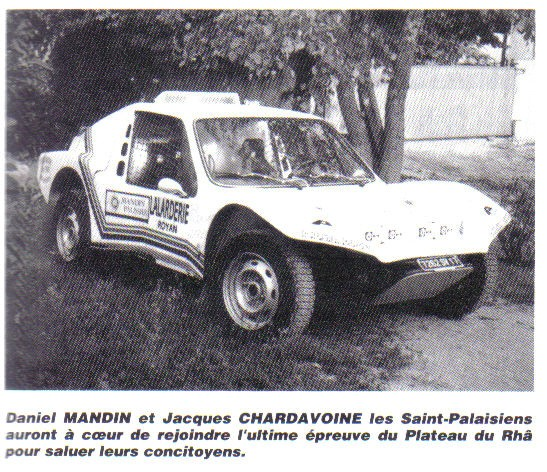 14ème Dunes et Marais 1991 Lastsc31