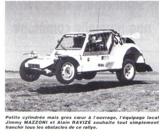 14ème Dunes et Marais 1991 Lastsc32