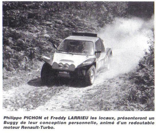 14ème Dunes et Marais 1991 Lastsc39