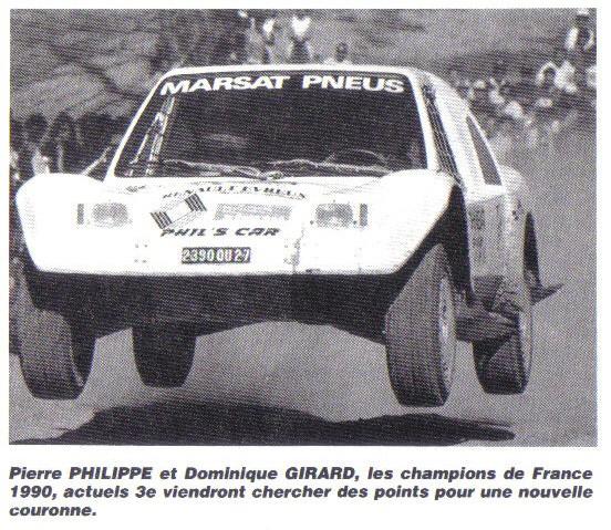 14ème Dunes et Marais 1991 Lastsc41