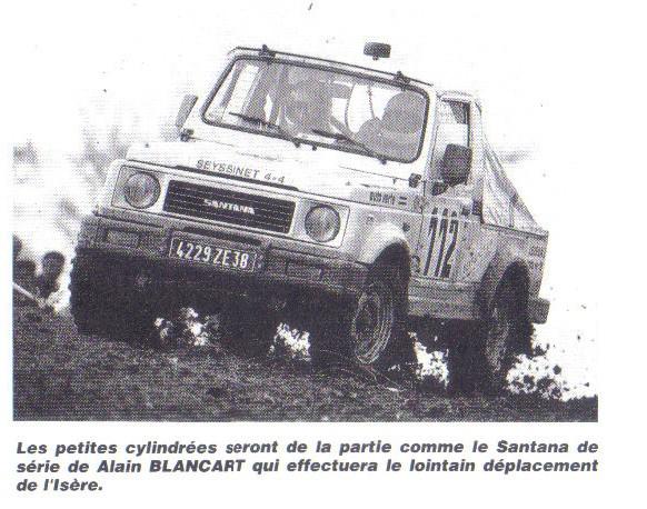 14ème Dunes et Marais 1991 Lastsc45