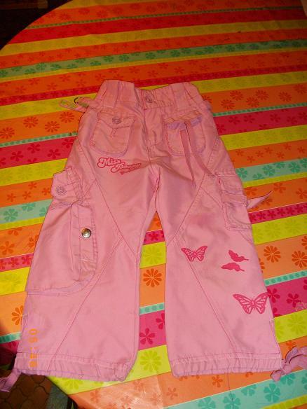 Vêtements fille 2/3 ans Fringu10
