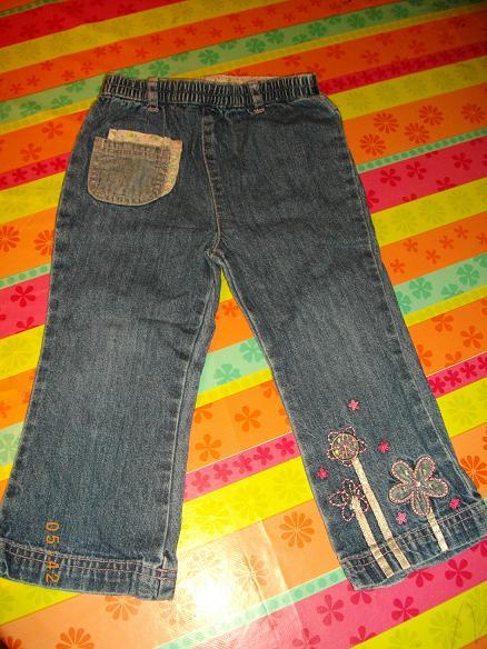 Vêtements fille 2/3 ans Fringu11