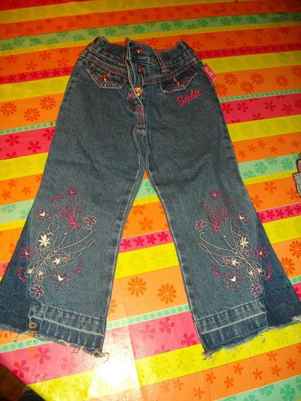 Vêtements fille 2/3 ans Fringu12