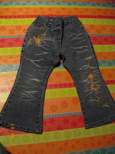 Vêtements fille 2/3 ans Fringu14