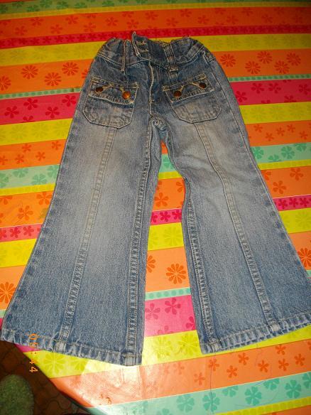 Vêtements fille 2/3 ans Fringu15