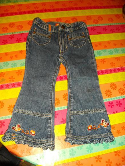 Vêtements fille 2/3 ans Fringu17
