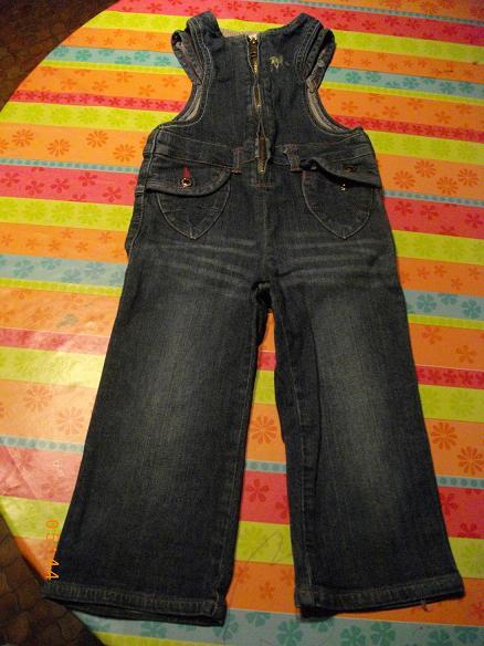 Vêtements fille 2/3 ans Fringu22