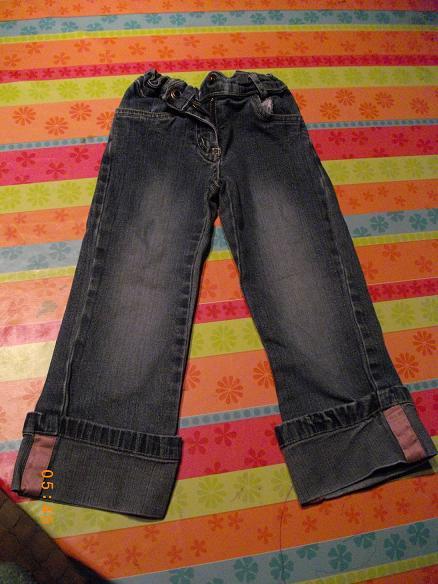 Vêtements fille 2/3 ans Fringu23