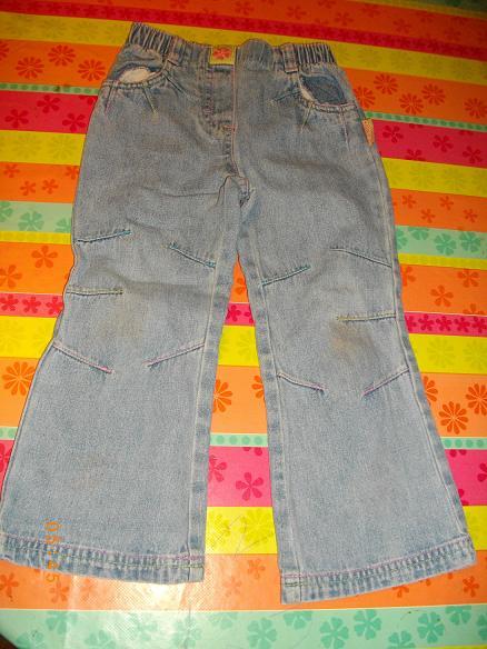 Vêtements fille 2/3 ans Fringu25