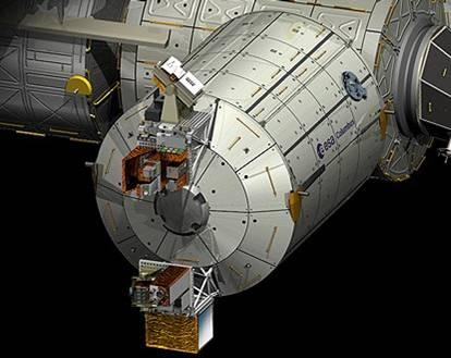 PHARAO : projet CNES / ESA 11715310