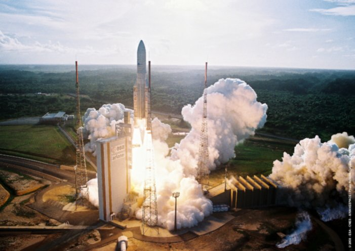 Ariane 5GS V193 / Hélios 2B (18/12/2009) - Page 8 Chatea10