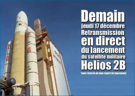 Ariane 5GS V193 / Hélios 2B (18/12/2009) - Page 3 Helios10