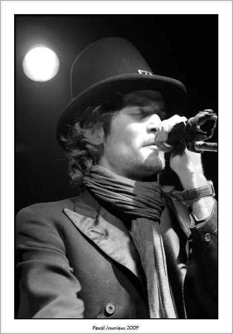Photo de concert Arlon 2009 Img_7112
