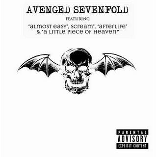Avenged Sevenfold - Avenged Sevenfold xD Avenge10