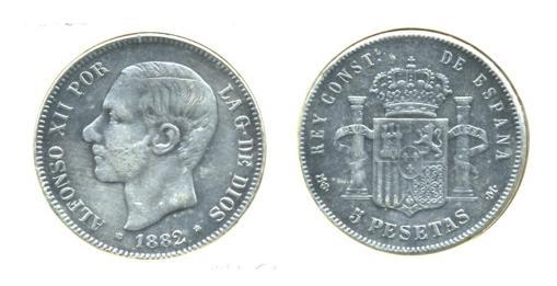 5 Pts. de Alfonso XII (Madrid, 1882 d.C) ¿falsa? Alf_fa10