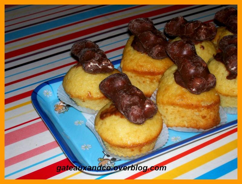 Cupcakes : recettes et décors simples - Page 2 00912