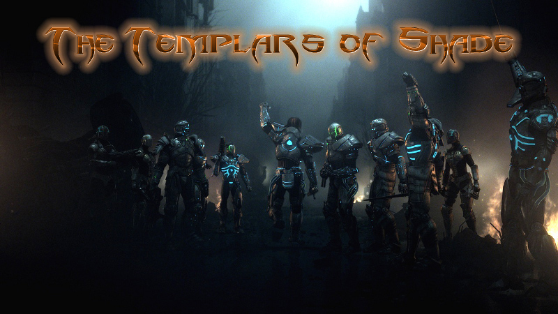 The Templars Of Shade