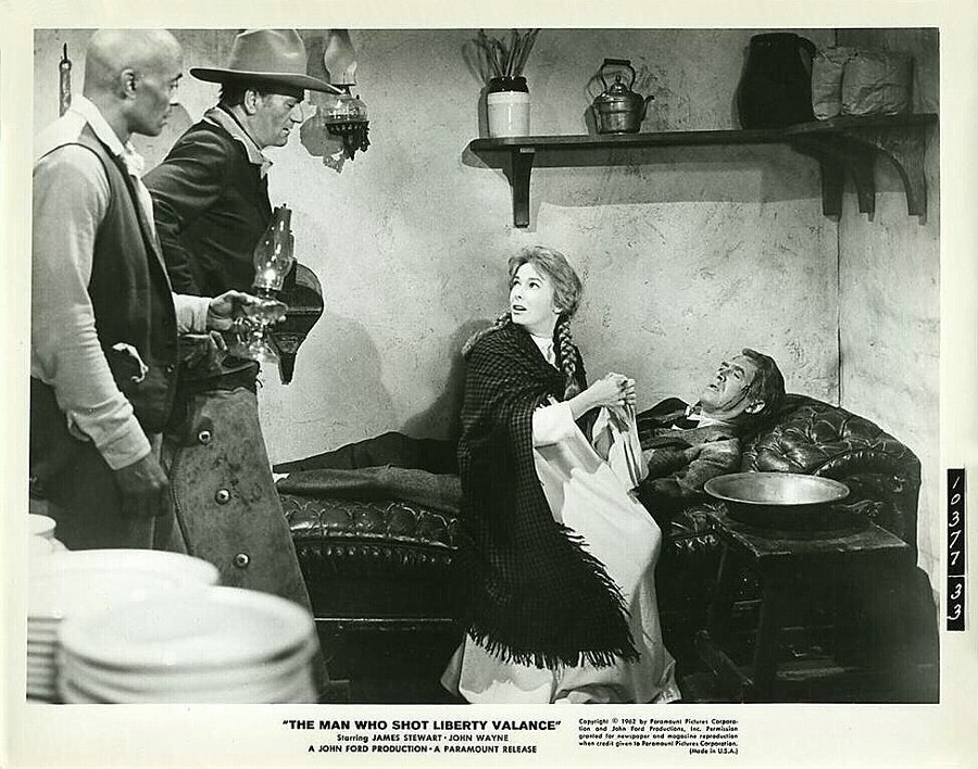 L'homme qui tua Liberty Valance-The Man Who Shot ... - 1962 Cimaro10
