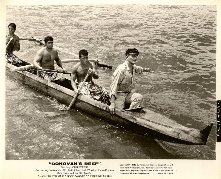 La taverne de l'Irlandais - Donovan's reef - 1963 Donova12