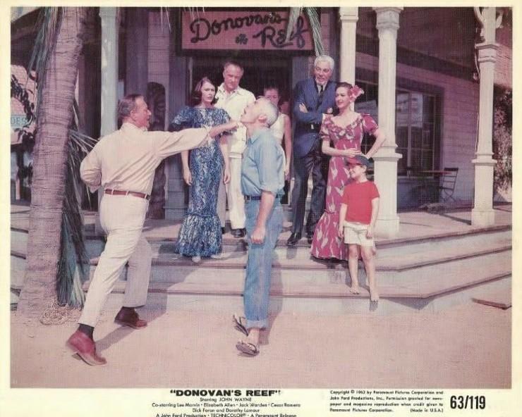 La taverne de l'Irlandais - Donovan's reef - 1963 Donova15