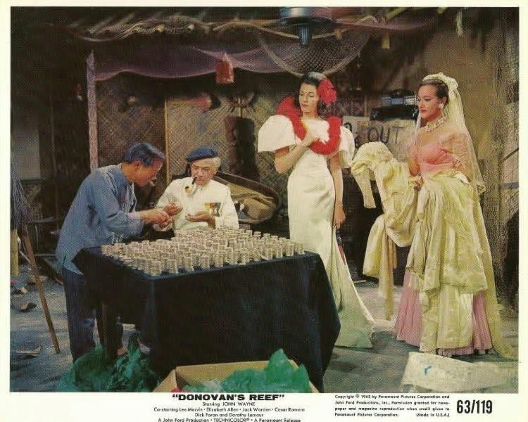 La taverne de l'Irlandais - Donovan's reef - 1963 Donova16