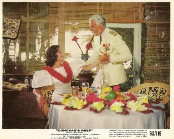 La taverne de l'Irlandais - Donovan's reef - 1963 Donova17