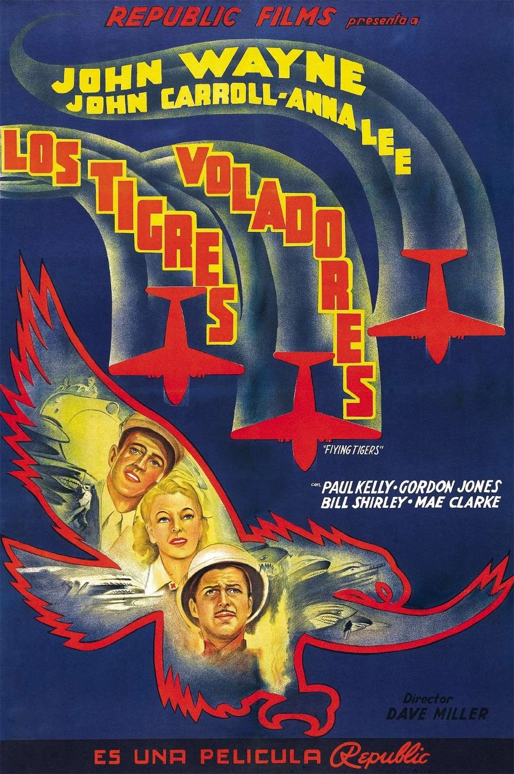 Les tigres volants - Flying Tigers - 1942 Flying11