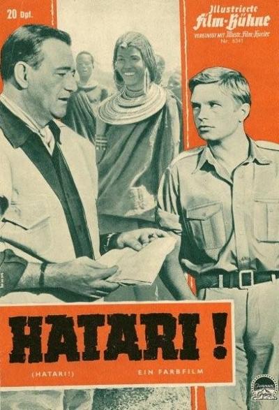 Hatari -1962 Hatari10