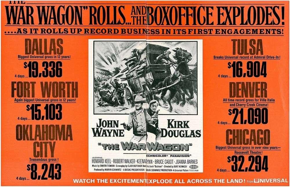 La Caravane de Feu - The War Wagon - 1966 War_wa10