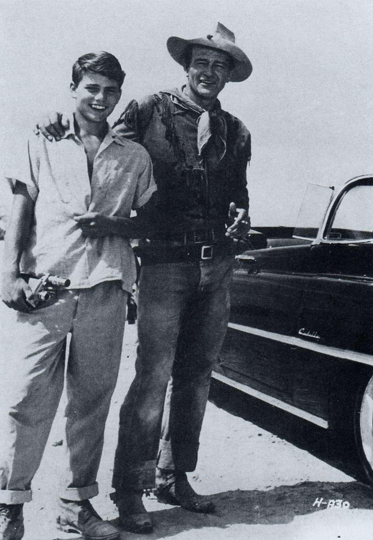 Hondo, l'Homme du Désert - Hondo - 1955 Wayne_41
