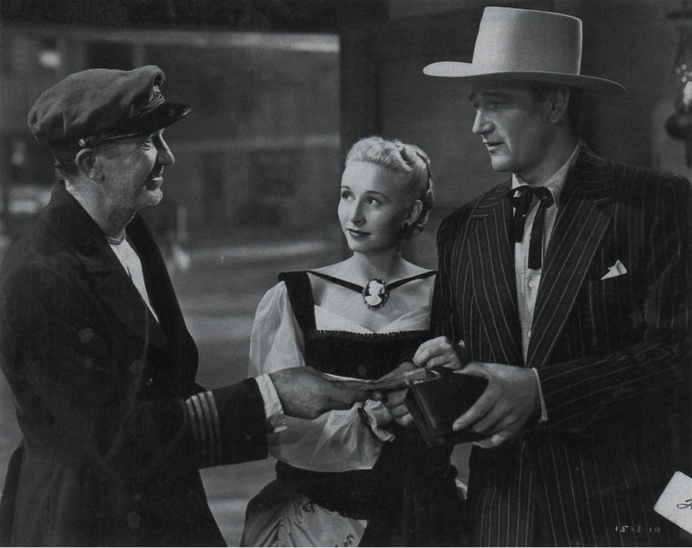 La Femme du Pionnier - Dakota - 1945 Wayne_96