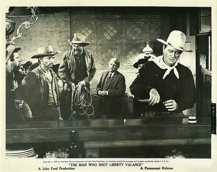 L'homme qui tua Liberty Valance-The Man Who Shot ... - 1962 X159zq10