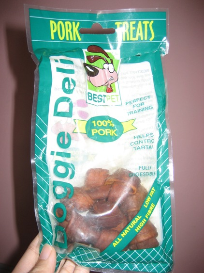 Are All Dog Treats Healthy? Pork10
