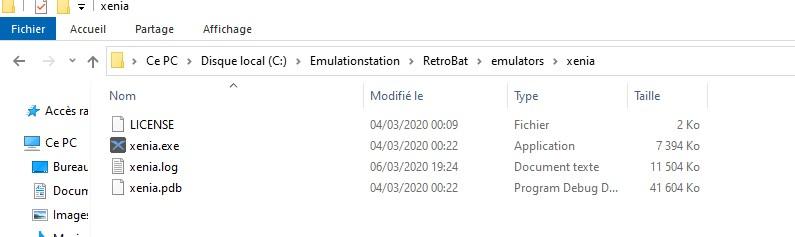 [Non Officiel] Lancer des Jeux XBOX 360 depuis Emulationstation Screen22
