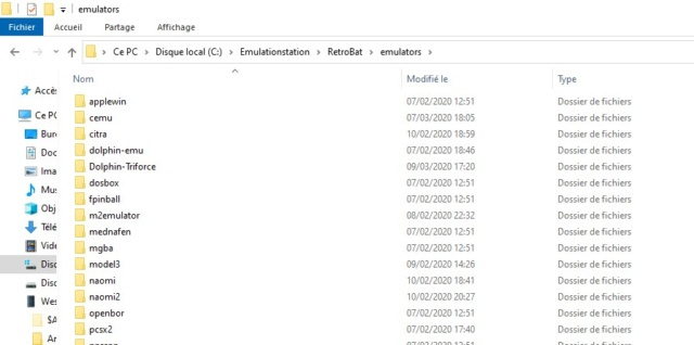 [Non Officiel] Lancer des Jeux TriForce depuis Emulationstation Screen31