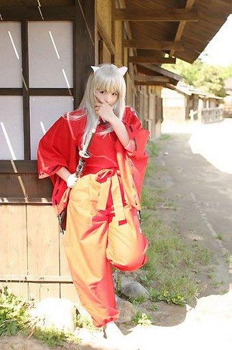 -Cosplay de Anime- - Página 2 Inuyas10