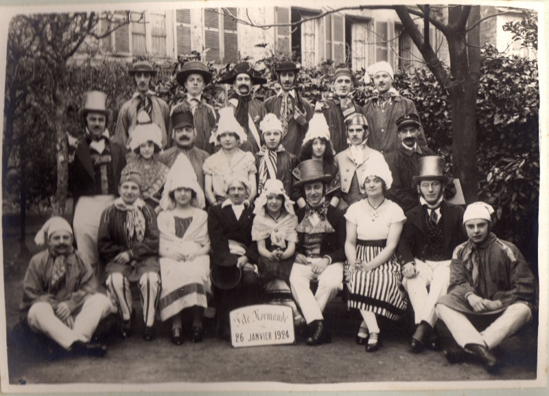 Fête Normande - 26 janvier 1924 Fete_n11
