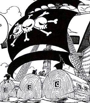 quel bateau Préférez vous dans one piece ? Blackb10