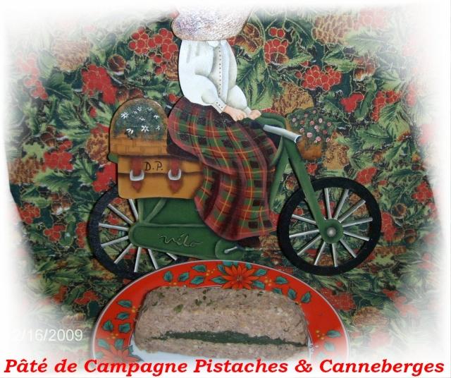 Pâté de Campagne aux Pistaches et Canneberges Pata_c11