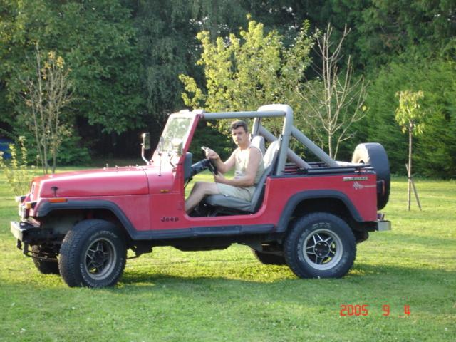 Passion aussi pour les voitures Jeep10