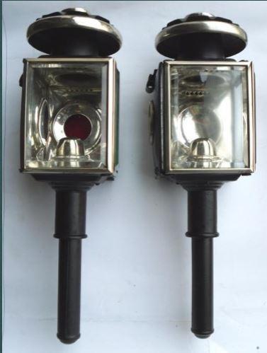 Lampes suppléméntaires avec fonction stroboscopiques Lampes10