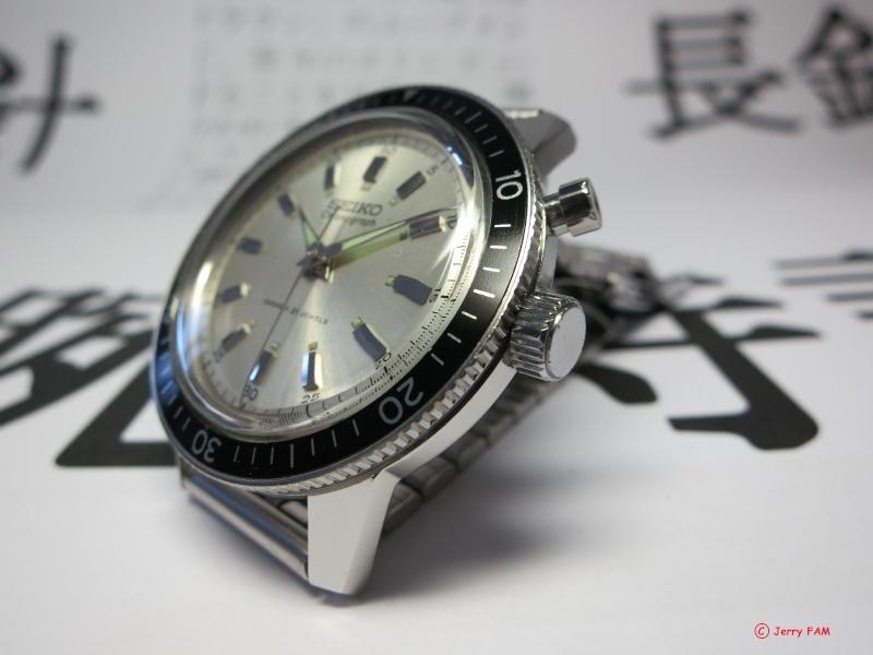 """[REVUE] SEIKO 5719 """"One Button"""" - Le premier chronographe bracelet SEIKO 0210"""