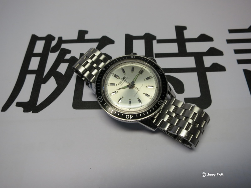 """[REVUE] SEIKO 5719 """"One Button"""" - Le premier chronographe bracelet SEIKO 0910"""