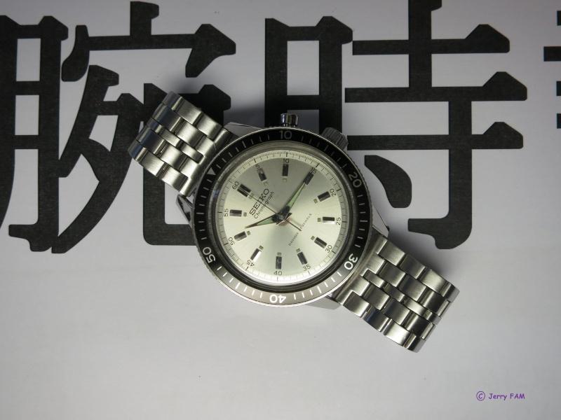"""[REVUE] SEIKO 5719 """"One Button"""" - Le premier chronographe bracelet SEIKO 1010"""