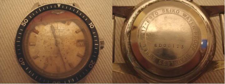 """[REVUE] SEIKO 5719 """"One Button"""" - Le premier chronographe bracelet SEIKO 5717_810"""