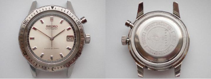 """[REVUE] SEIKO 5719 """"One Button"""" - Le premier chronographe bracelet SEIKO 5717_811"""